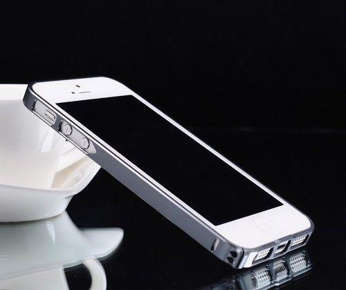 Бампер Cross-Line SpaceGray для iPhone 5s: шедевр простоты, фото-1