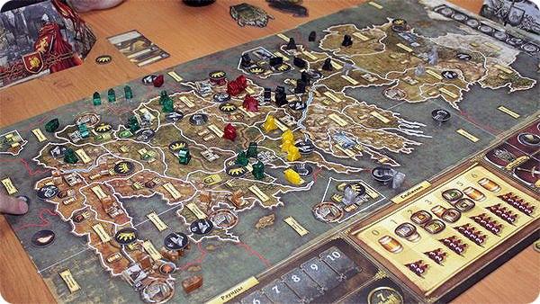 Стратегические настольные игры