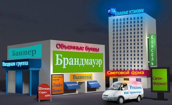 Интерьерная реклама от BMG для успешного продвижения товаров и услуг