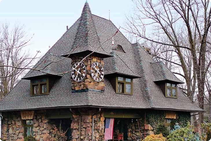 Битумная черепица с гарантией и высоким качеством — roof-art