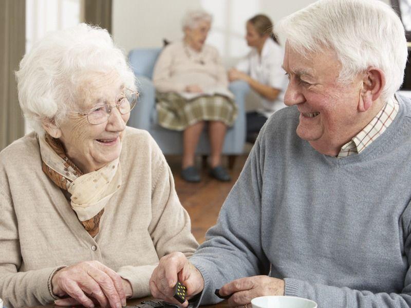 отказ дома престарелых