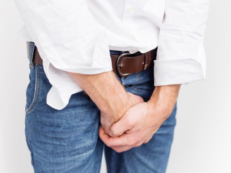 Лечение зуда в паху у мужчин