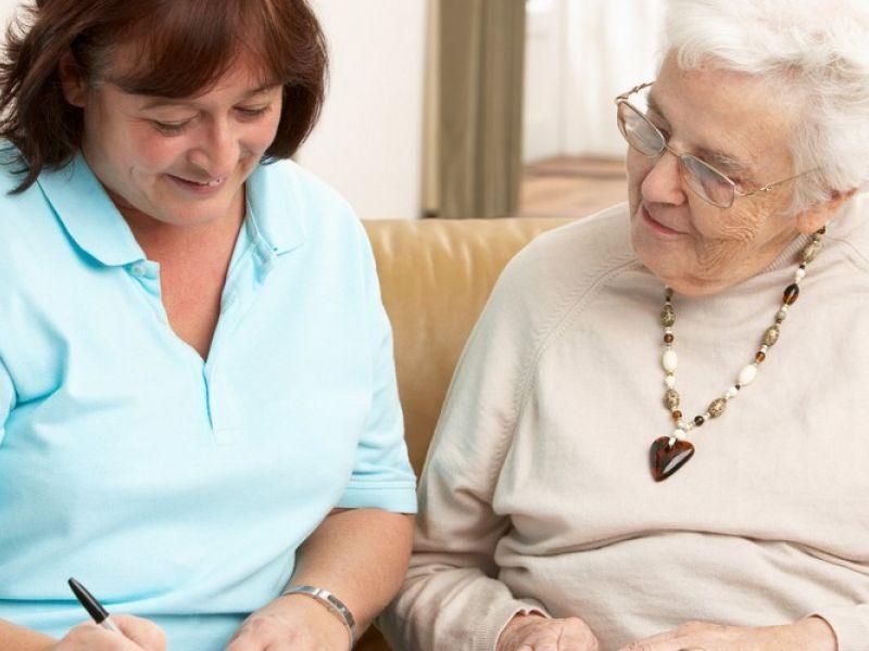 попасть в дом престарелых