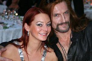 Никита Джигурда с Мариной Анисиной