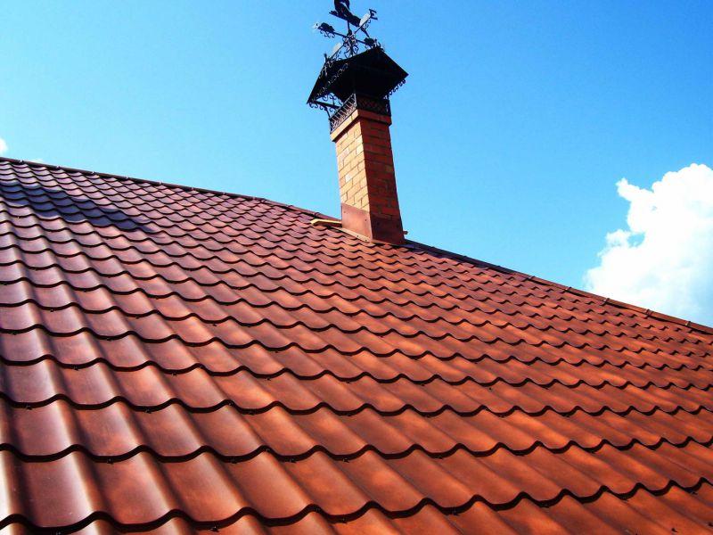 Металлочерепица с гарантией и высоким качеством от фирмы roof-art