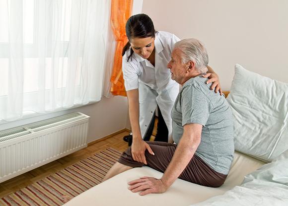 особенности приема в дом престарелых