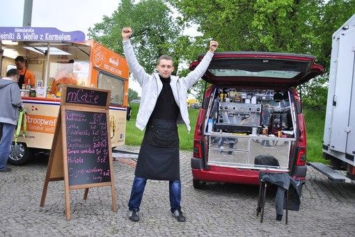 Кофемашина и мобильная кофейня: купить просто!