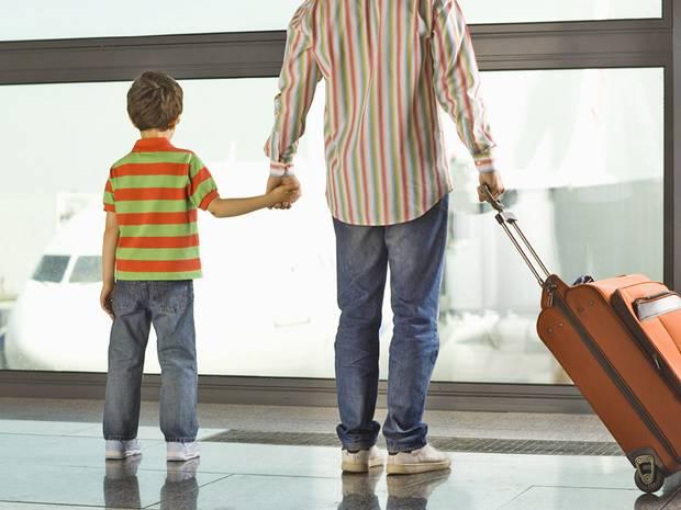 Разрешение на выезд ребенка из Украины