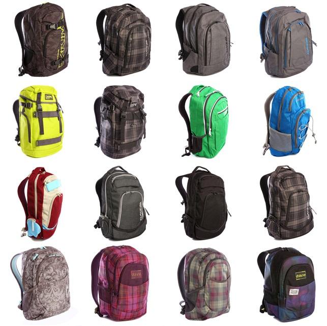 Рюкзаки для спорта, туризма и отдыха