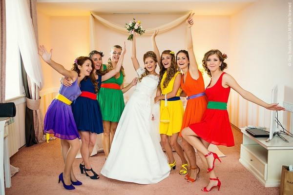 Дресс-код для гостей. Фото с сайта jf-wedding.com.ua