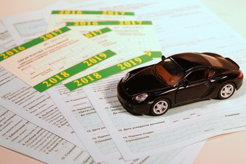 делается страховка на машину