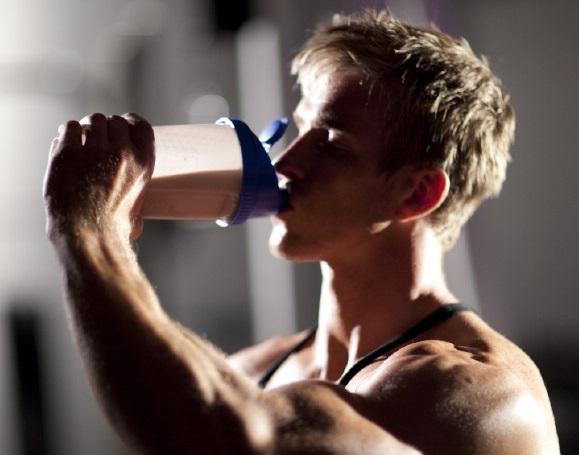 правильный прием спортивного питания