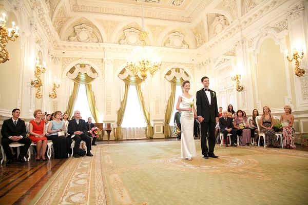 Дворец бракосочетаний на Английской набережной. Фото с сайта fotkay.ru