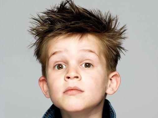 детские прически для мальчиков фото