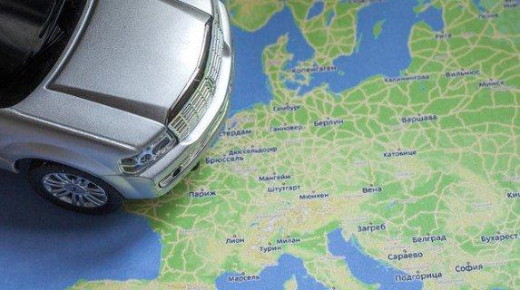 страховка авто для виїзду за кордон