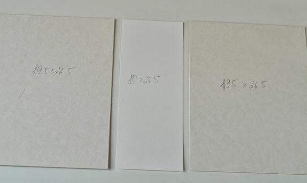 Вырезаем основание из картона. Фото с сайта jkdesignstudio.blogspot.com