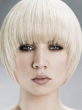 стрижка паж на короткие волосы фото