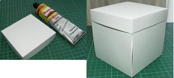 Крышка должна плотно прилегать к стенкам коробочки. Фото с сайта stranamasterov.ru