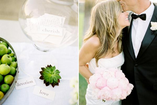 Зеленая свадьба — жизнь и счастье! Фото с сайта wedplanning.ru