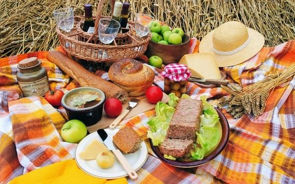 Составляем меню для пикника. Фото с сайта daomail.ru