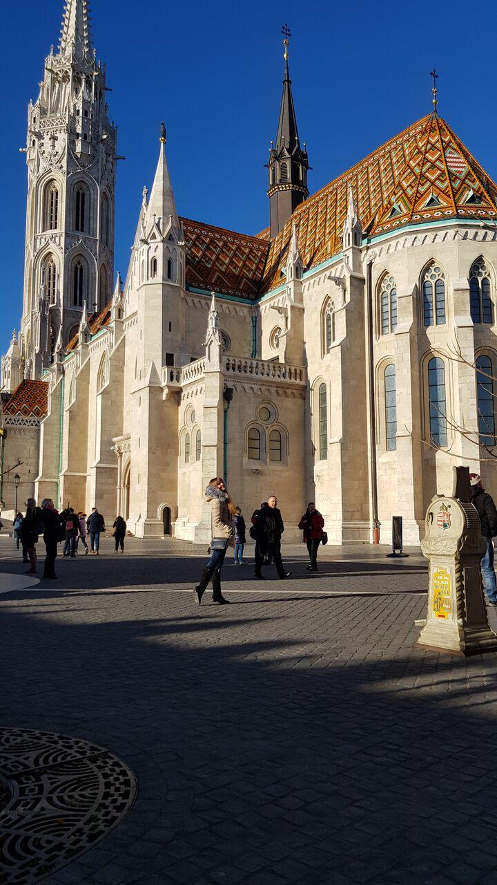 Необычные места Будапешта.