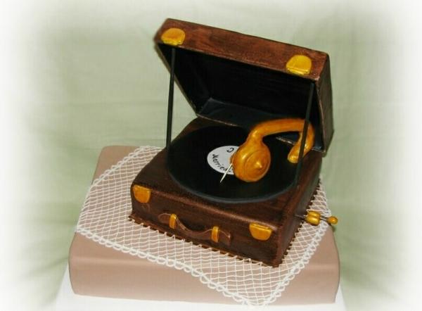 Ностальгия в виде торта. Фото с сайта dnevniki.ykt.ru/