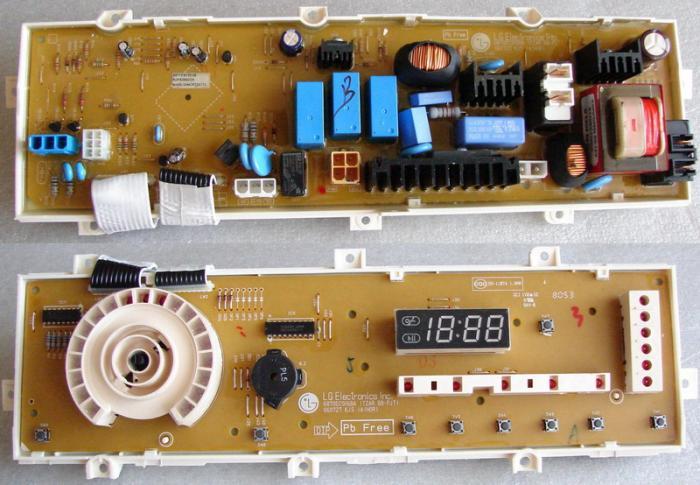 Ремонт стиральной машины своими руками модуля