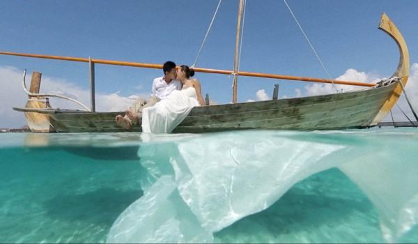Свадьба на райских островах. Фото с сайта 7beregov.ru