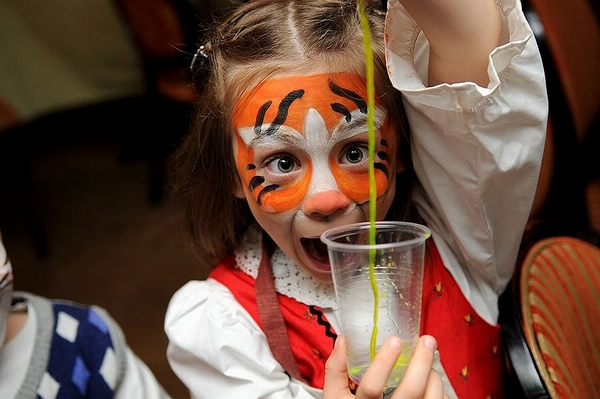 Выездной бар для детского праздника — настоящая находка!