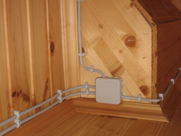 Способы прокладки электропроводки
