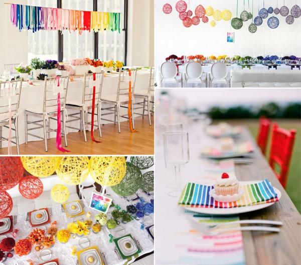 Яркие цвета  во всем. Фото с сайта www.eurochic.com.ua