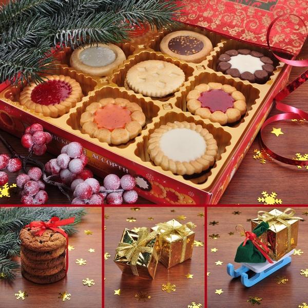 Как сделать подарок на Новый год своими руками? Фото: angel_s20 - Fotolia.com