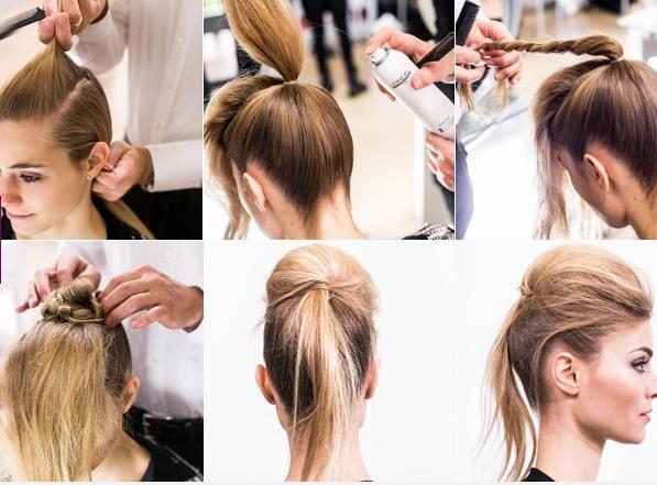 Прически на тонких волосах средней длины своими руками