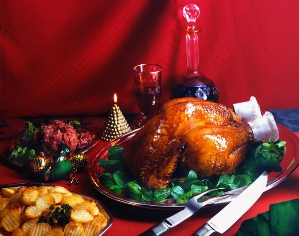 Новогодний стол 2015: список блюд. Фото:  manipulateur - Fotolia.com