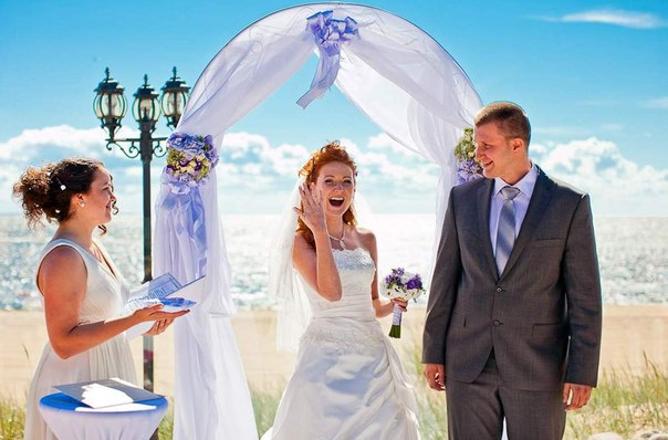 Как проходит европейская свадьба. Фото с сайта vk.com