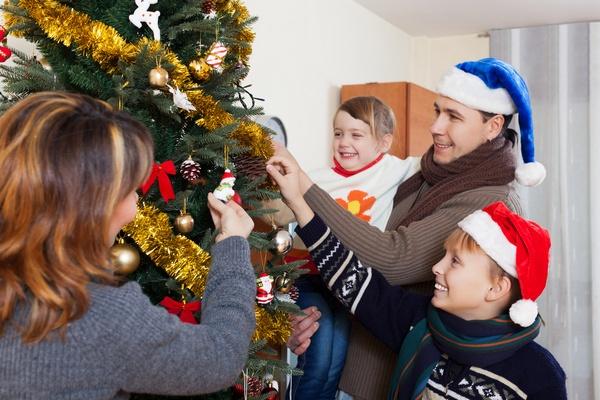 Конкурсы на Новый год для всей семьи. Фото: JackF - Fotolia.com