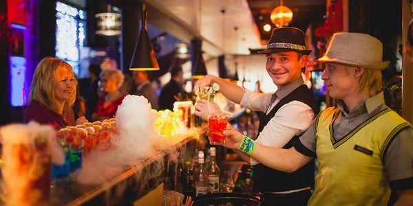 Выездной бар — отличное развлечение для гостей