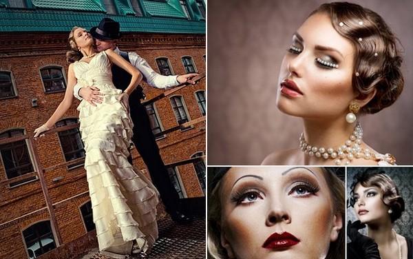 Яркие образы молодоженов. Фото с сайта weddingindustry.ru