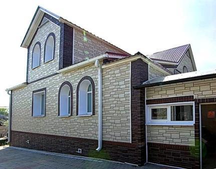Дизайн домов сайдингом фото