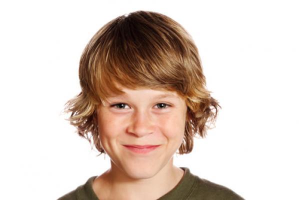 Little boy haircuts straight hair