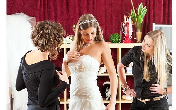 Выбираем свадебные наряды. Фото с сайта eva.ru