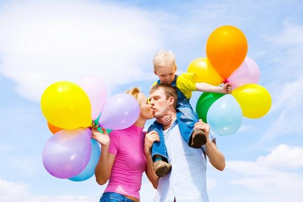 Как провести семейный праздник. Фото: LanaK - Fotolia.com
