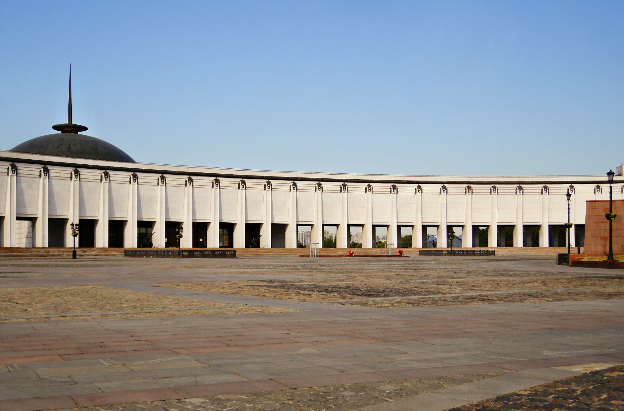 Парк Победы москва