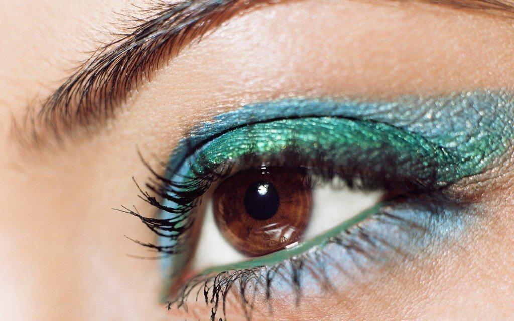макияж для выразительности