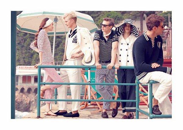 Как организовать вечеринку в морском стиле? Фото с сайта insperite.ru