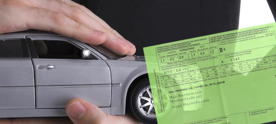 Автостраховка «Зеленая карта»