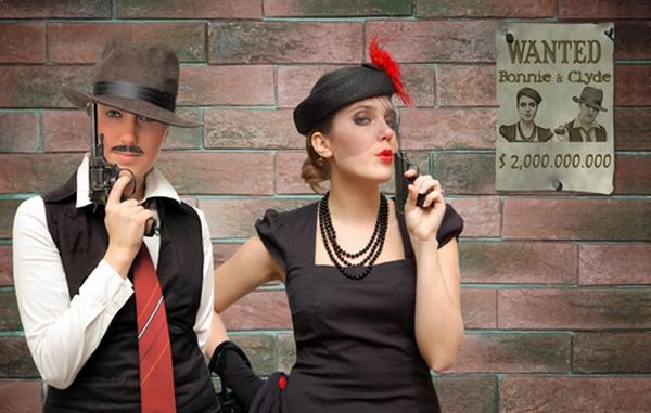 Как одеться на вечеринку в стиле мафия. Фото с сайта http://mapia.ua