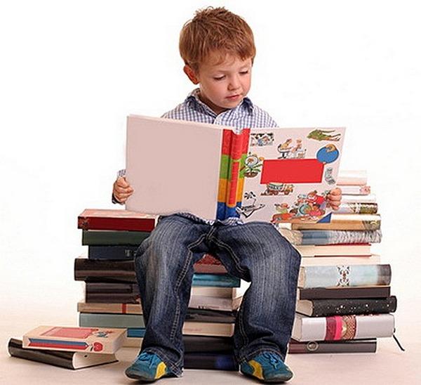 Книга станет лучшим подарком для малыша