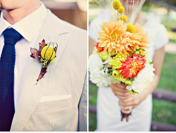 Подчеркнуть стиль свадьбы через аксессуары и отличное настроение. Фото с сайта nashasvadba.net