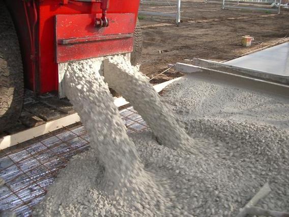 Заливка фундамента под гараж из газобетона